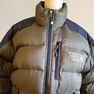 Men's Mint Condition Mountain Hard Wear Down Parka
